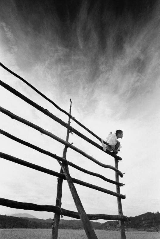 Пионер японской фотографии Эйко Хосоэ Eikoh Hosoe 15