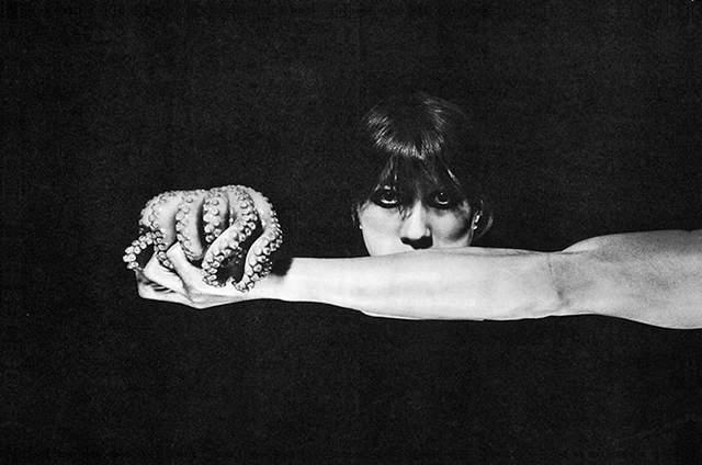 Пионер японской фотографии Эйко Хосоэ Eikoh Hosoe 16