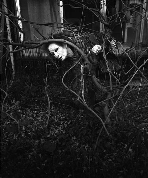 Пионер японской фотографии Эйко Хосоэ Eikoh Hosoe 20