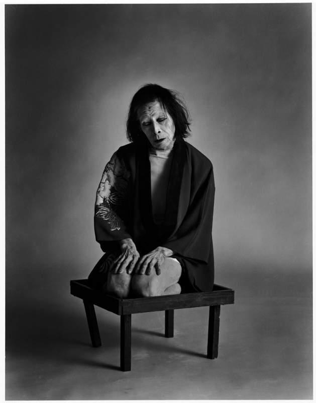 Пионер японской фотографии Эйко Хосоэ Eikoh Hosoe 22