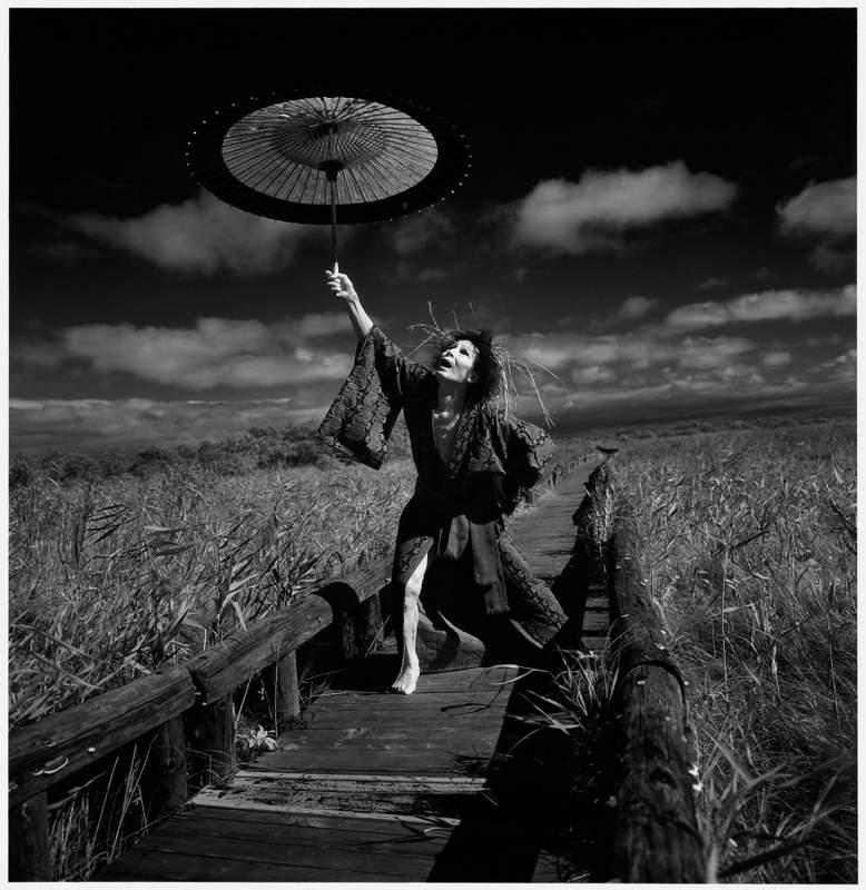 Пионер японской фотографии Эйко Хосоэ Eikoh Hosoe 23