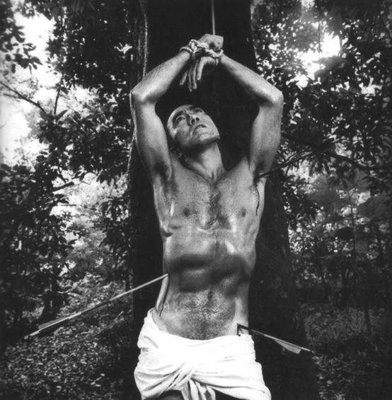 Пионер японской фотографии Эйко Хосоэ Eikoh Hosoe 5