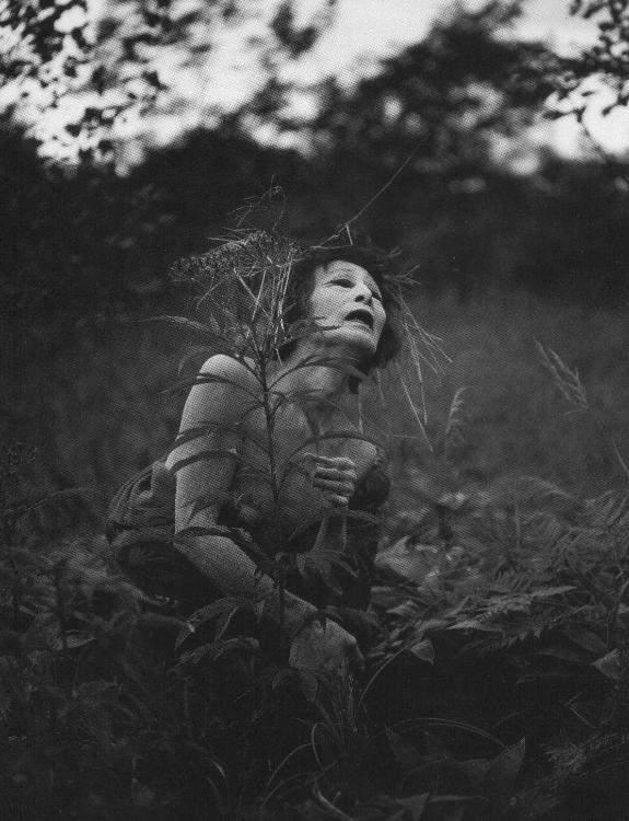 Пионер японской фотографии Эйко Хосоэ Eikoh Hosoe 6