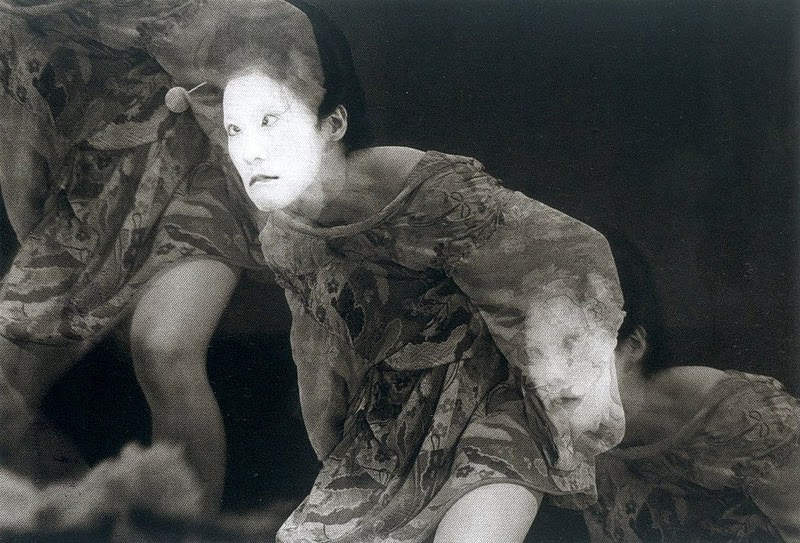 Пионер японской фотографии Эйко Хосоэ Eikoh Hosoe 7