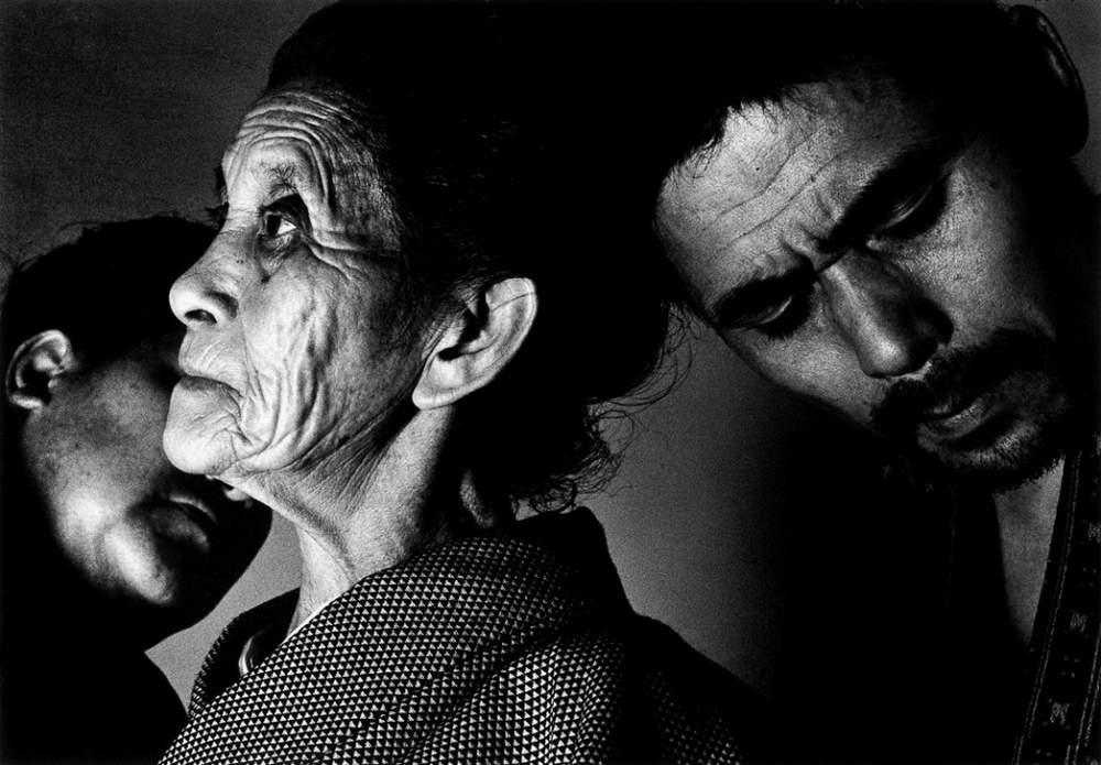 Пионер японской фотографии Эйко Хосоэ Eikoh Hosoe 9