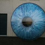 Всевидящее око — гигантская арт инсталляция