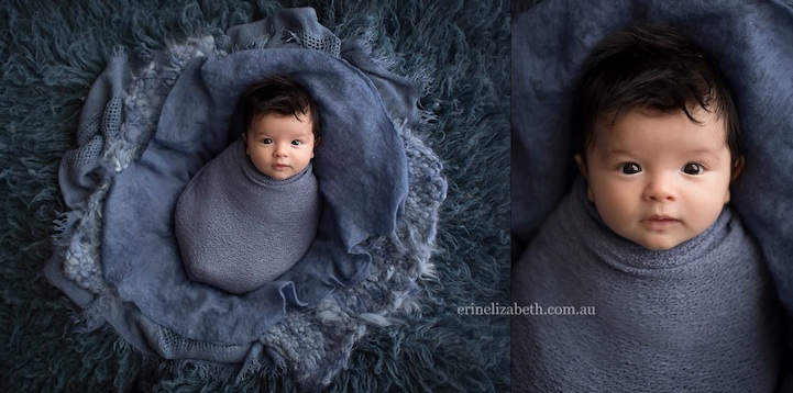 Фотографии новорожденных Эрин Элизабет (Erin Elizabeth)