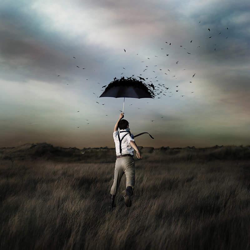 Креативный фотограф Simon McCheung