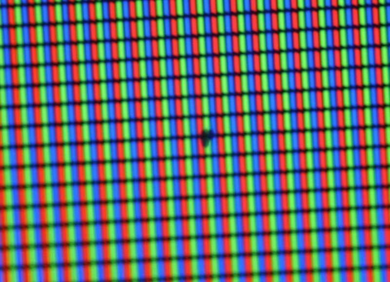Горячие, застрявшие и битые пиксели фотоаппарата