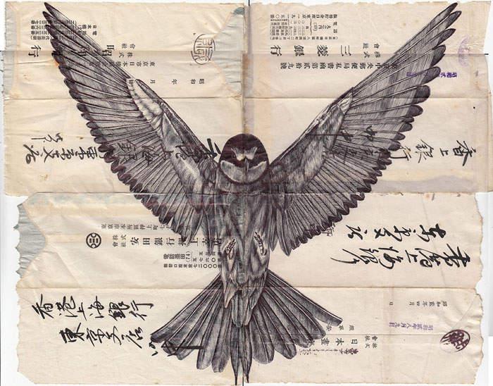 Искусство оживлять старые документы Марк Пауэлл (Mark Powell)