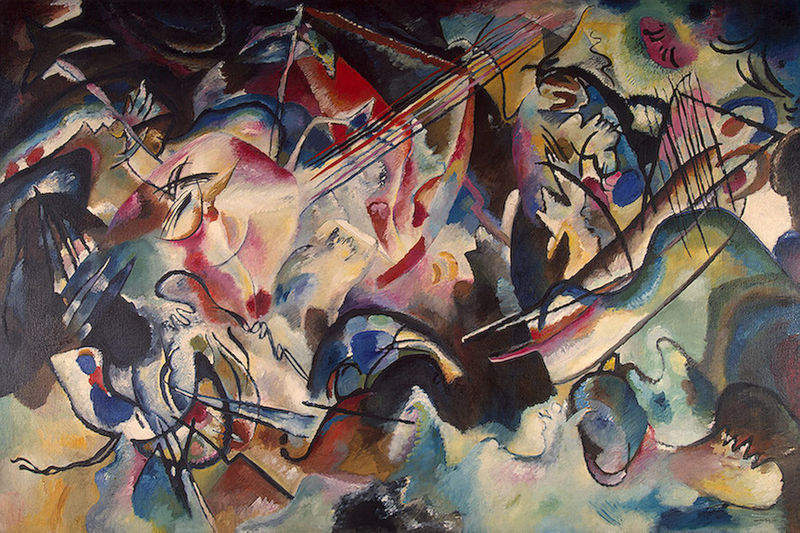 Отец абстракции – Василий Кандинский 10