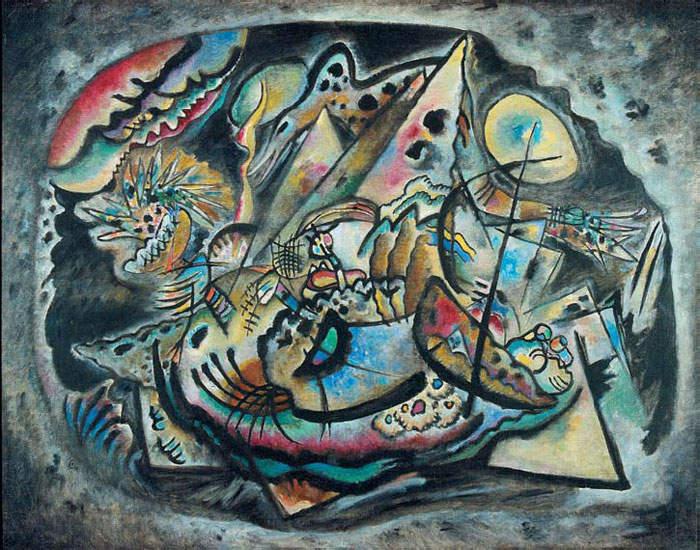 Отец абстракции – Василий Кандинский 12