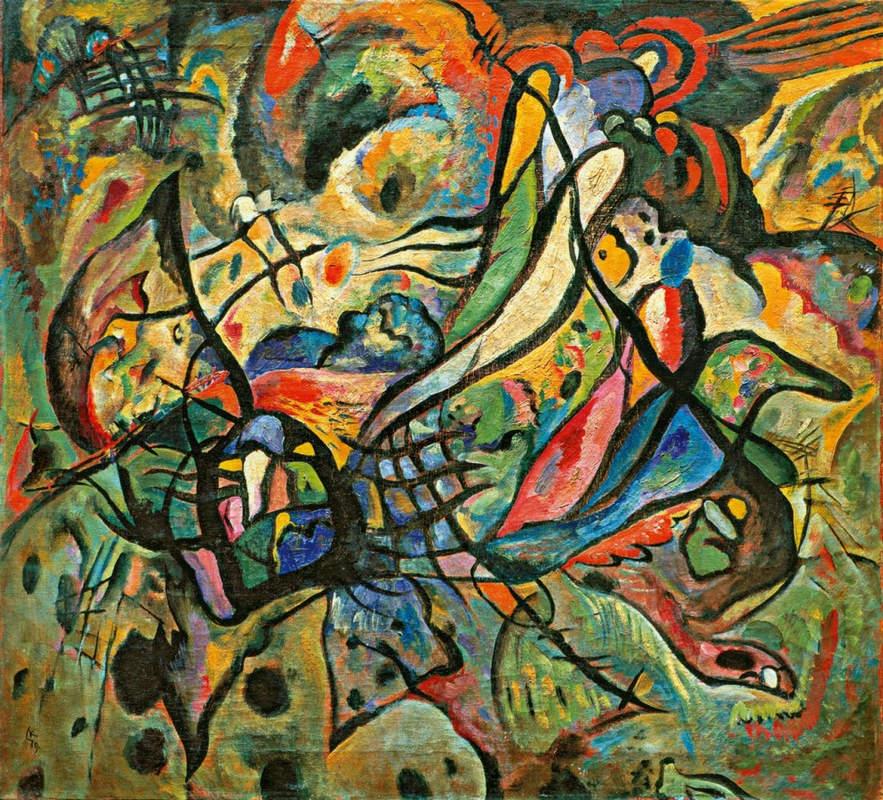 Отец абстракции – Василий Кандинский 13
