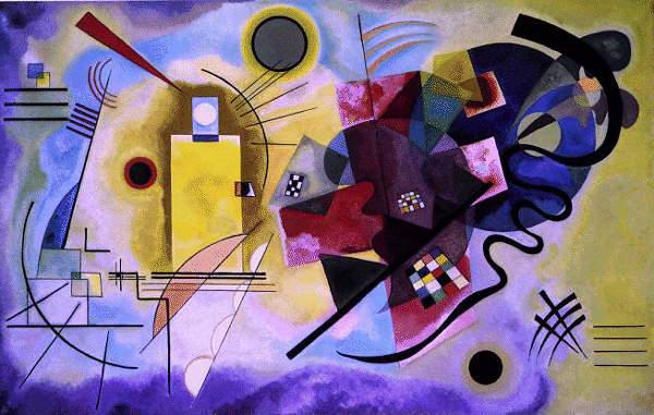 Отец абстракции – Василий Кандинский 4