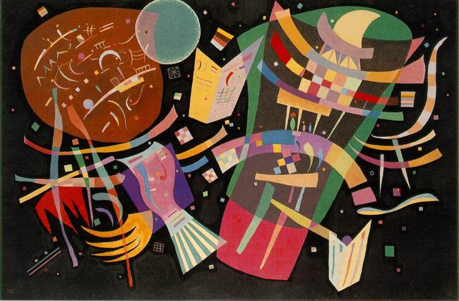 Отец абстракции – Василий Кандинский 5