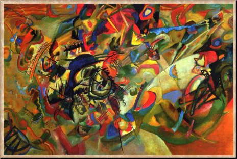 Отец абстракции – Василий Кандинский 8