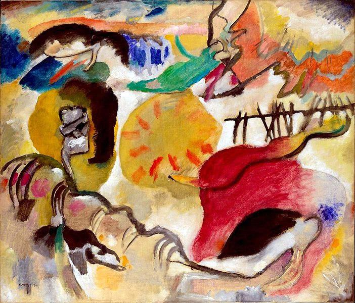Отец абстракции – Василий Кандинский 9