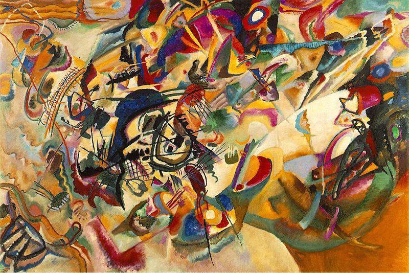 Отец абстракции – Василий Кандинский