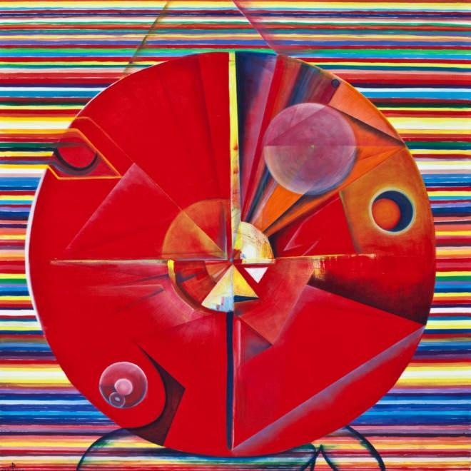 Паула Архинего (Paula Arciniega) и её музыкальная живопись 12