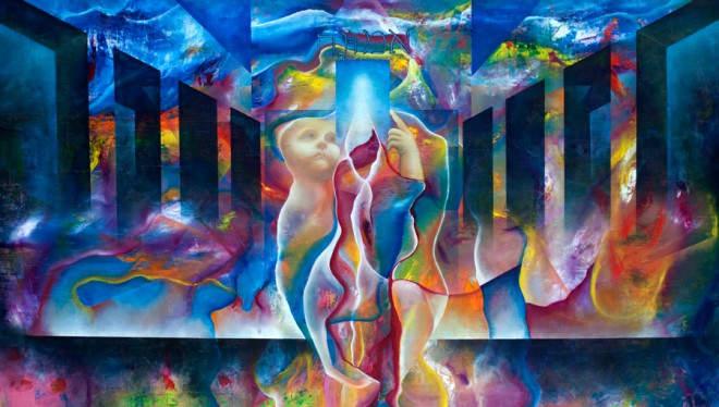 Паула Архинего (Paula Arciniega) и её музыкальная живопись 13