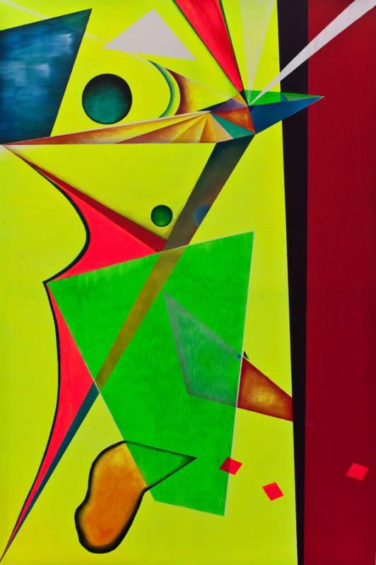 Паула Архинего (Paula Arciniega) и её музыкальная живопись 16