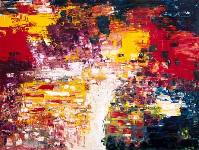 Паула Архинего (Paula Arciniega) и её музыкальная живопись 18