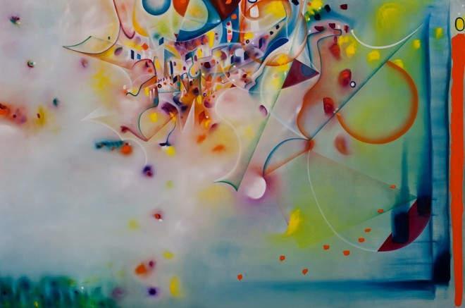 Паула Архинего (Paula Arciniega) и её музыкальная живопись 5