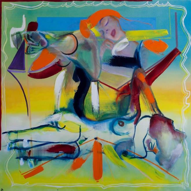 Паула Архинего (Paula Arciniega) и её музыкальная живопись 9
