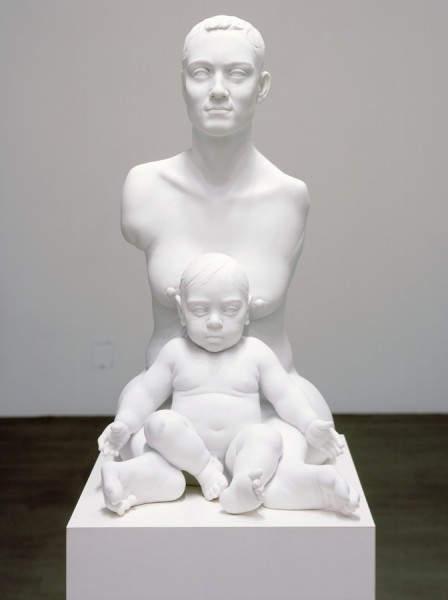 Провокационные скульптуры Марк Куинн (Marc Quinn) 12