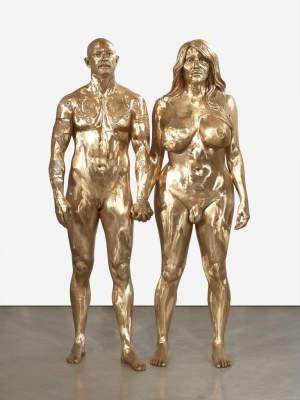 Провокационные скульптуры Марк Куинн (Marc Quinn) 2