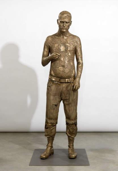 Провокационные скульптуры Марк Куинн (Marc Quinn) 3