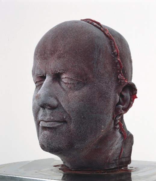 Провокационные скульптуры Марк Куинн (Marc Quinn) 5