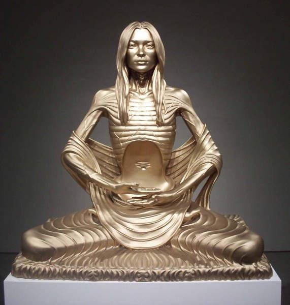Провокационные скульптуры Марк Куинн (Marc Quinn) 6