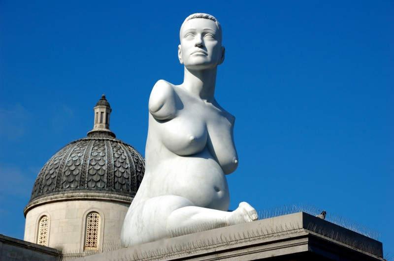 Провокационные скульптуры Марк Куинн (Marc Quinn) 7