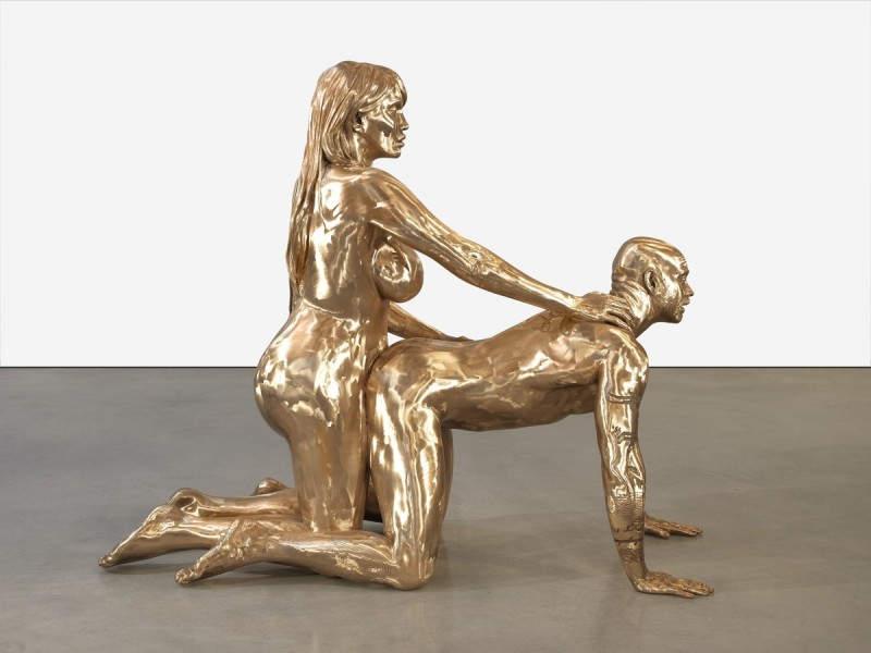Провокационные скульптуры Марк Куинн (Marc Quinn)
