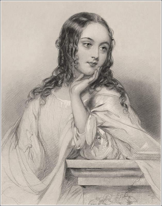 «Ромео и Джульетта», Джон Хатер (John Hayter), 1820-е годы