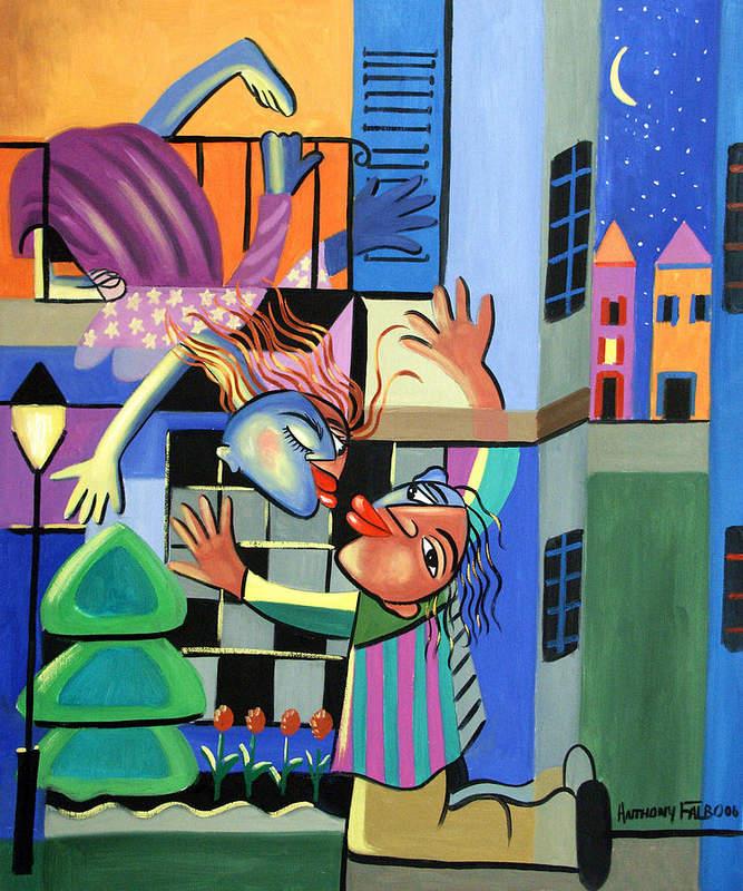 «Ромео и Джульетта», Энтони Фалбо (Anthony Falbo) 2012 год