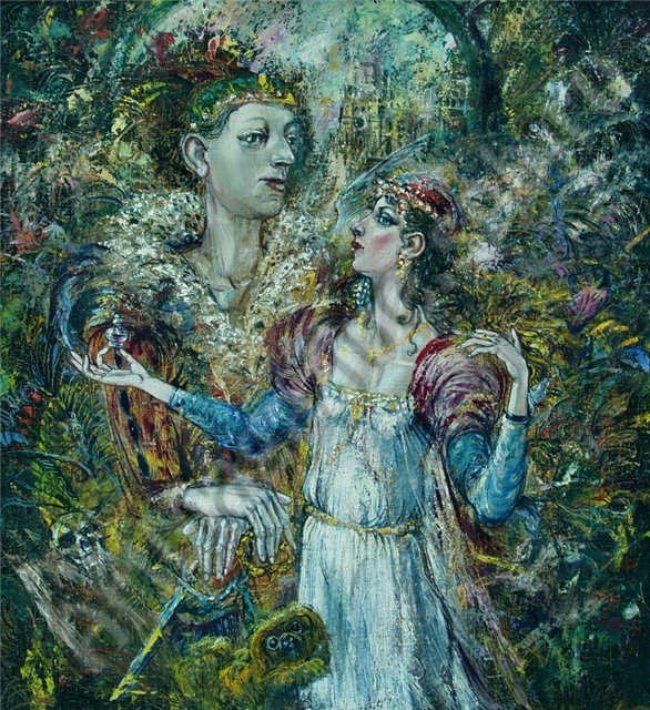 «Ромео и Джульетта», Евгений Жаворонков, 2008 год