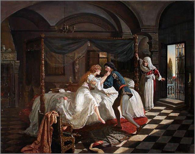 «Ромео и Джульетта», Ильяс Файзуллин 2007 год