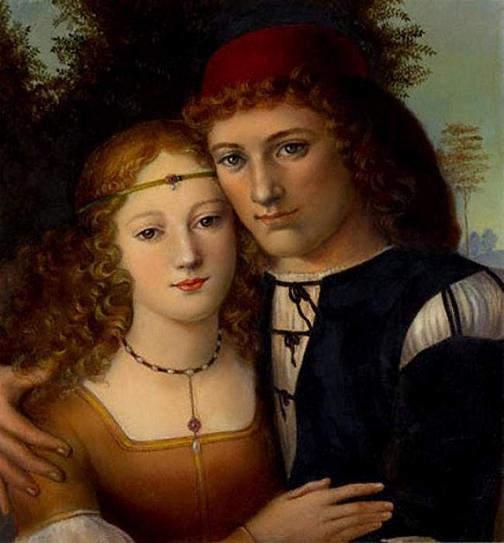 «Ромео и Джульетта», Kinuko Y. Craft 2007 год 2
