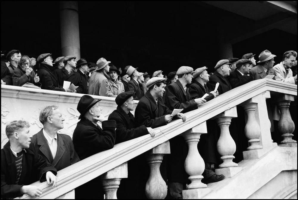 СССР глазами Корнелла Капы (Cornell Capa)