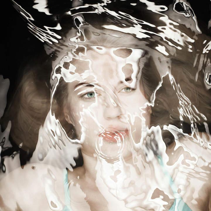 Подводные портреты женщин от фотостудии Staudinger+Franke