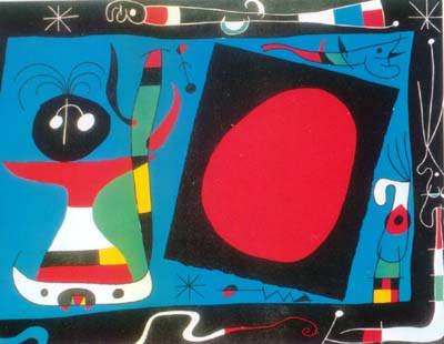 Сюрреалистическое искусство Жоан Миро (Joan Miro) 10