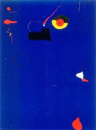Сюрреалистическое искусство Жоан Миро (Joan Miro) 11