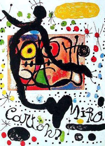 Сюрреалистическое искусство Жоан Миро (Joan Miro) 12