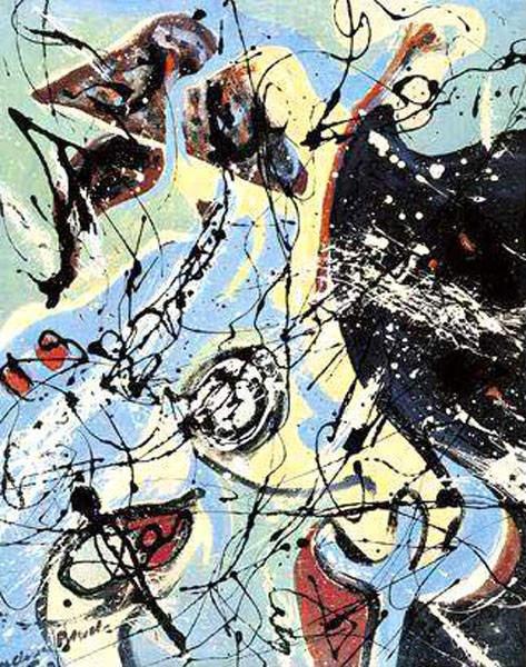Сюрреалистическое искусство Жоан Миро (Joan Miro) 14
