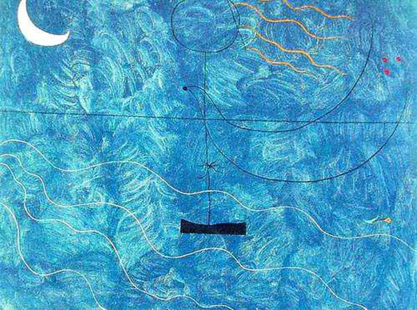 Сюрреалистическое искусство Жоан Миро (Joan Miro) 16