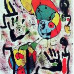 Сюрреалистическое искусство Жоана Миро (Joan Miro)
