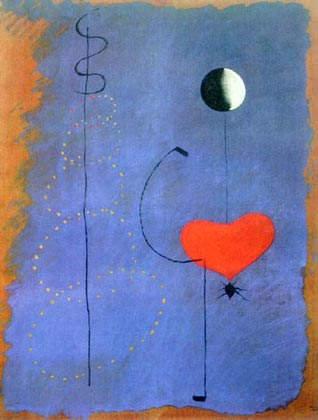 Сюрреалистическое искусство Жоан Миро (Joan Miro) 19