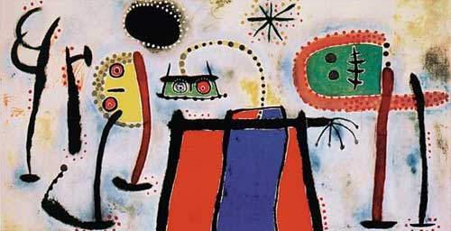Сюрреалистическое искусство Жоан Миро (Joan Miro) 20